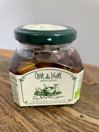 olives alla ligure