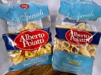 pasta spéciale